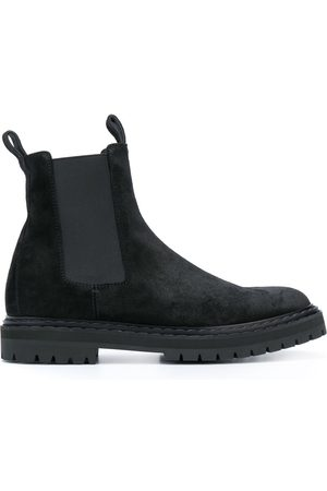 Officine creative Men Boots - Suede ankle boots