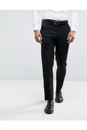River Island Skinny fit smart trousers in