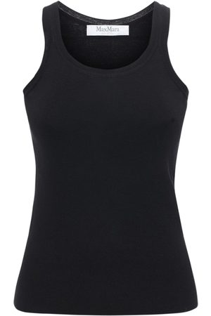 Max Mara Wool Knit Tank Top
