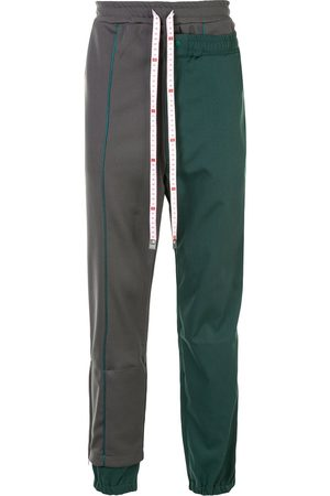 Maison Mihara Yasuhiro Men Trousers - Double-layered causal trousers