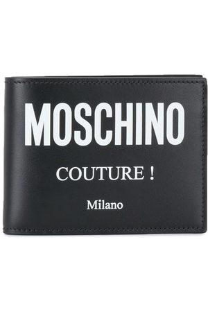 Moschino Couture! bi-fold wallet