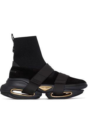 Balmain Men Sneakers - B-Bold high-top sneakers