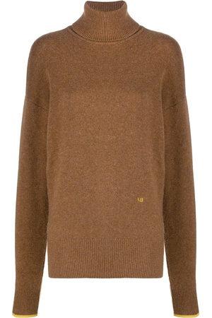 Victoria Beckham Roll-neck wool jumper