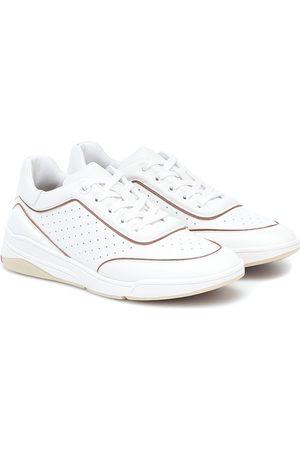 Loro Piana Leather sneakers