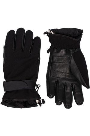 Moncler Men Gloves - Panelled gloves