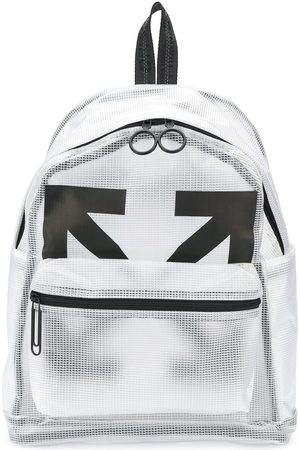 OFF-WHITE Arrows mesh backpack