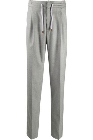 Brunello Cucinelli Drawstring waist trousers