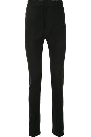 ANN DEMEULEMEESTER Men Slim Trousers - High-waisted skinny trousers