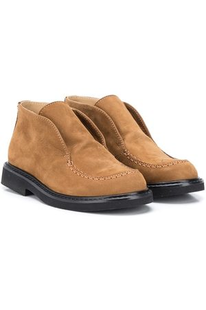 MONTELPARE TRADITION Girls Ankle Boots - TEEN slip-on ankle boots
