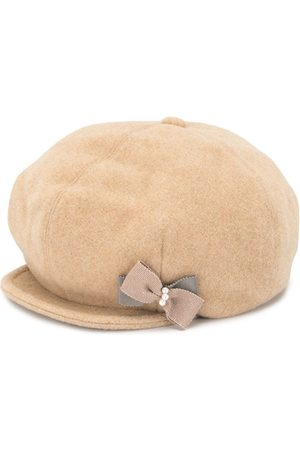 Familiar Boys Hats - Bow baker boy hat