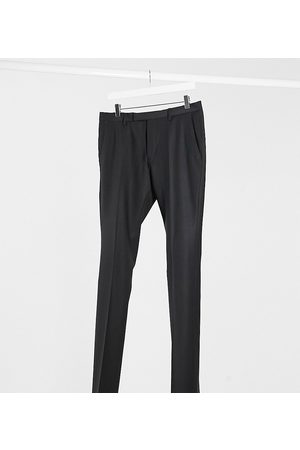 Twisted Tailor Men Trousers - TALL tuxedo trousers in