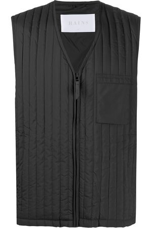 Rains Bodywarmer vertical quilted gilet