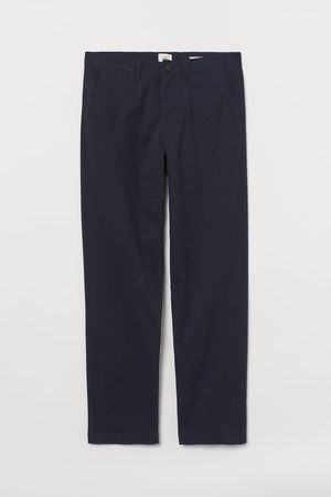 H&M Cotton chinos Regular Fit