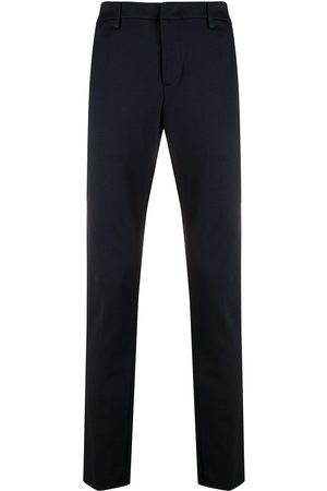 Dondup Slim-fit piqué trousers