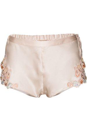La Perla Maison silk shorts