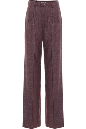 GABRIELA HEARST Vargas high-rise straight pants
