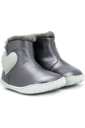 Camper Love heart boots