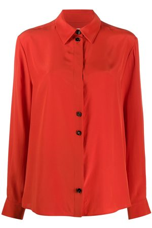Jil Sander Long-sleeve button-up shirt