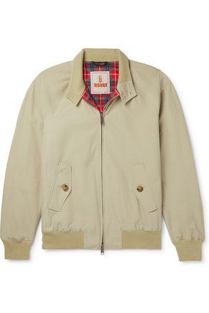 Baracuta G9 Cotton-Blend Harrington Jacket