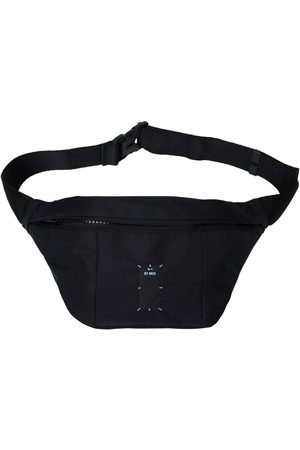 McQ Core Logo Embroidery Nylon Belt Bag