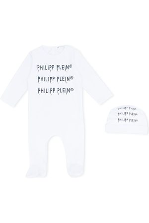 Philipp Plein Rock logo body and bonnet