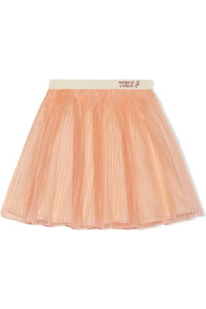 Gucci Baby Skirts - Maison de L'Amour embroidered skirt