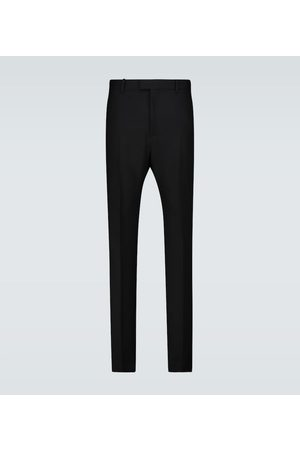 Bottega Veneta Slim-fit flared formal pants