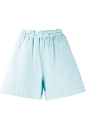 Styland Slip-on cotton shorts