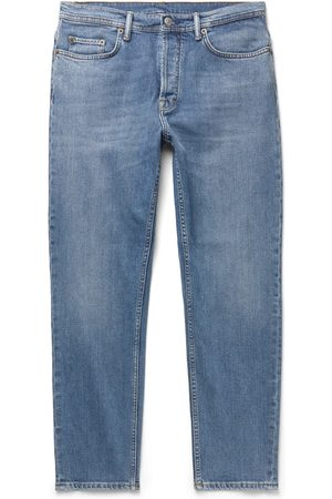 Acne Studios Men Slim - Slim-Fit Tapered Stretch-Denim Jeans