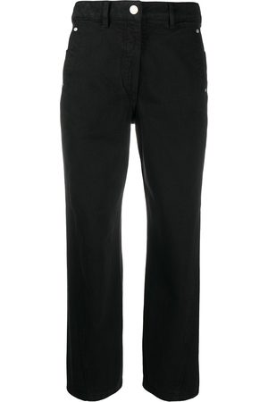LEMAIRE Side button-pocket trousers
