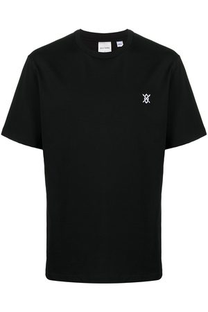 Daily paper Logo embroidered t-shirt