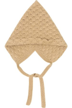 Caramel Beanies - Baby Curlew cashmere beanie