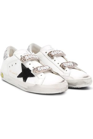 Golden Goose Star patch sneakers
