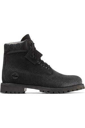 Jimmy Choo X Timberland ankle boots