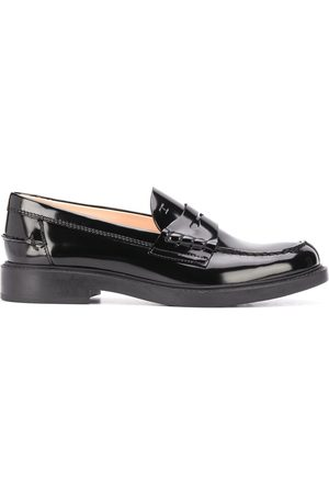 Tod's Women Loafers - Patent penny loafers