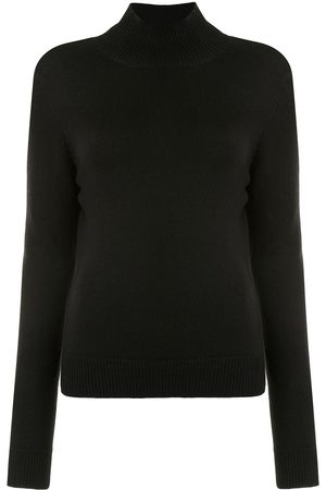 MONSE Cowl-back merino wool jumper