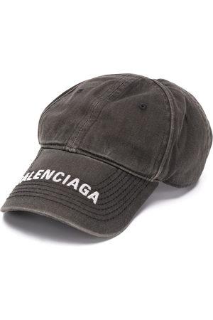 Balenciaga Embroidered-logo cap