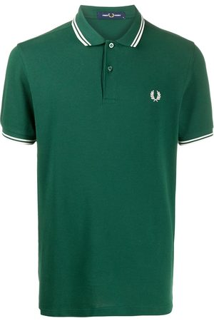 Fred Perry Logo embroidered polo shirt