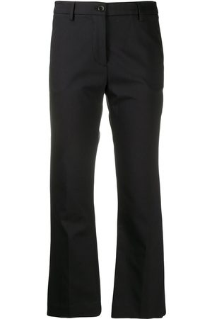 PT01 Cropped bootcut trousers