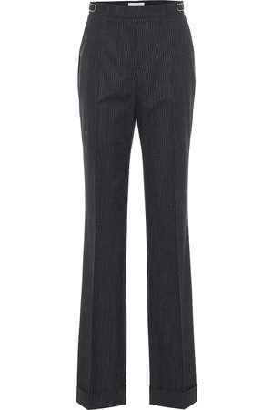 GABRIELA HEARST Shipton wide-leg stretch-wool pants