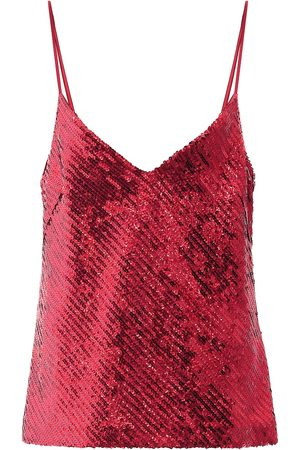 GALVAN Exclusive to Mytheresa – Sequined camisole