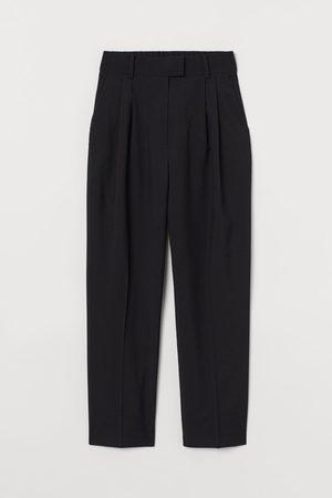 H&M Crease-leg trousers