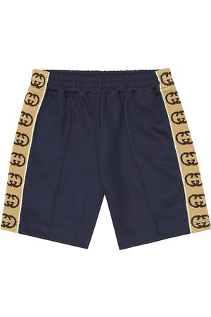 Gucci Baby GG jersey shorts