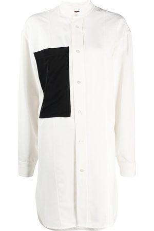 Colville Women Long Sleeve - Contrasting pocket long shirt