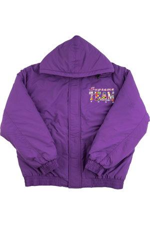 Supreme Men Jackets - Team Puffy jacket