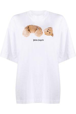 Palm Angels Teddy-bear print T-shirt