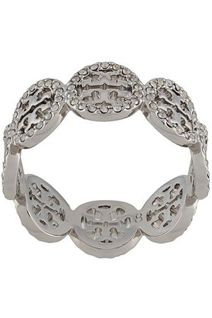 Tory Burch Miller Pavé ring