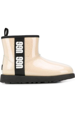 UGG Laminated Classic snow boots