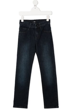 HUGO BOSS Straight-leg jeans