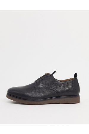 H by Hudson Barnstable lace up shoes in leather
